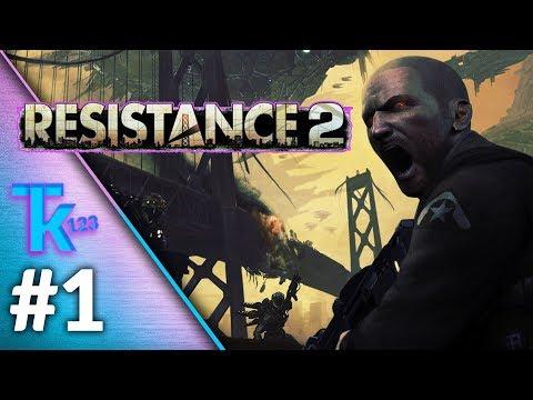Resistance 2 - Mision 1 - Español (1080p)