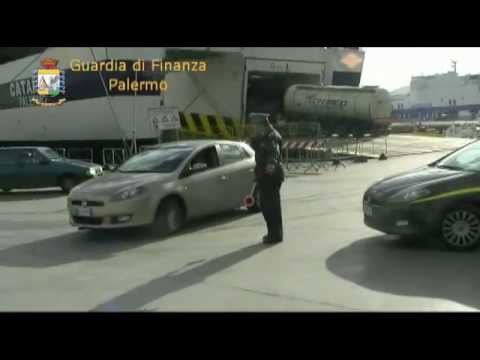 """GUARDIA DI FINANZA PALERMO. OPERAZIONE """"EASY TRAVEL"""""""