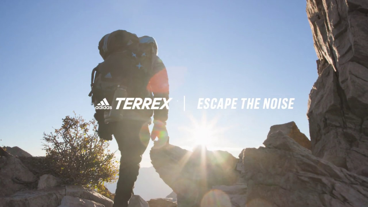adidas TERREX: ESCAPE THE NOISE