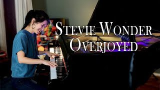 Overjoyed (Stevie Wonder) Piano Cover by Sangah Noona