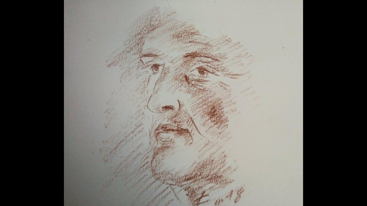 Comment dessiner un visage de vieil homme, sur The Cranberries - Ode To My Family