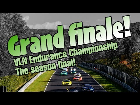 VLN9: The final round at the Nürburgring