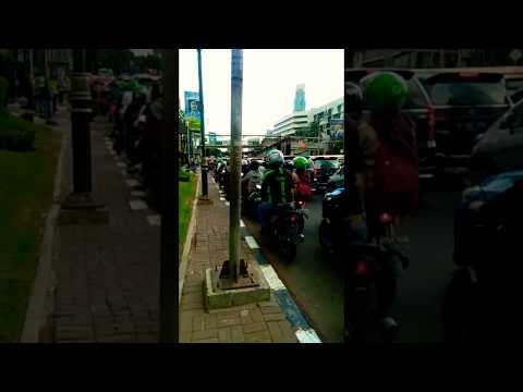 JAKARTA OH JAKARTA !!! Keseharian kemacetan lalin HR Rasuna Said.
