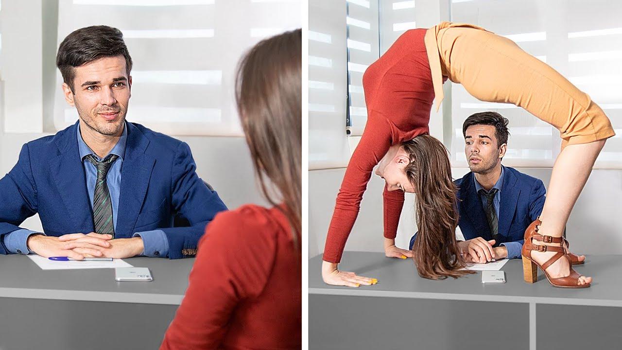 สารพัดความฮา เมื่อมาสัมภาษณ์งาน จะพัง หรือปัง มาติดตามกัน