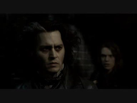 Sweeney Todd - If I was your vampire