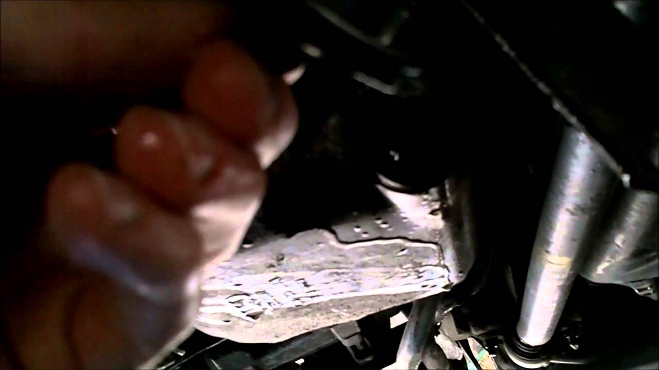 Thermostat Replacement on Audi A4 1.8T - YouTube on
