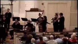 Reinhard Keiser: Concerto in D, part 1: Allegro assai -  Adagio -  Vivace