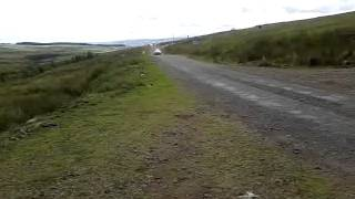 Tyneside stages rally - otterburn ranges 2013