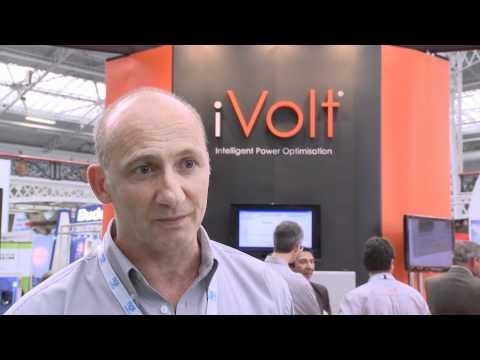 Manhal Allos iVolt MD at Energy Solution Exhibition 2011