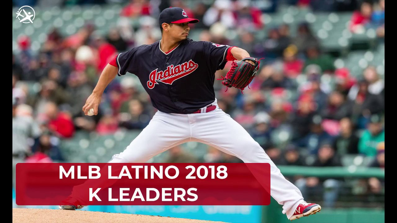 Top Latino Strikeout Leaders 2018
