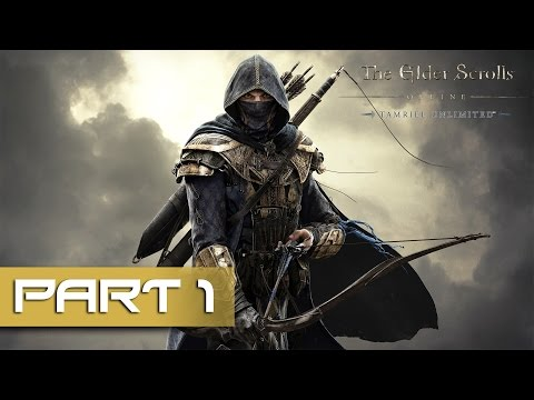 The Elder Scrolls Online Tamriel Unlimited - Gameplay Walkthrough Part 1 - So Much Has Changed