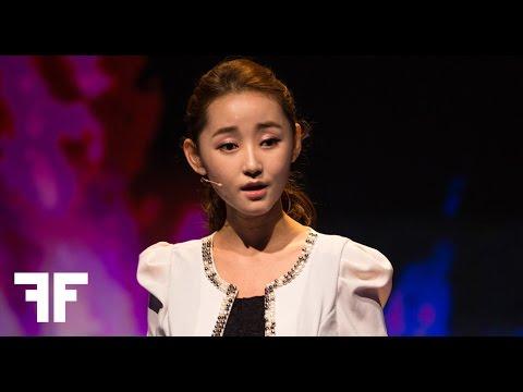 Yeonmi Park - 박연미 - North Korea's Black Market Generation