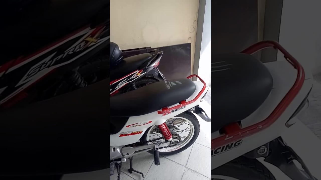 Konsep Sport Motor Bebek Honda Kirana YouTube