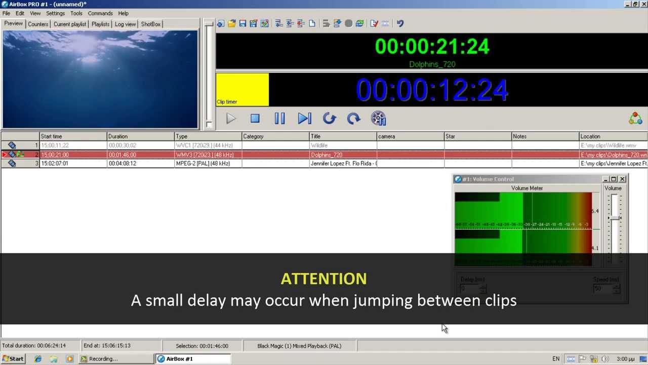 Playbox Airbox How To Playout Automation Youtube