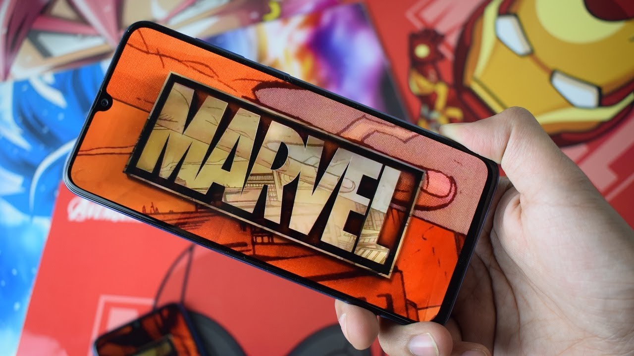 Marvel Live Wallpaper For Android Youtube