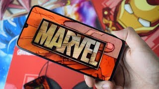 MARVEL Live Wallpaper For Android