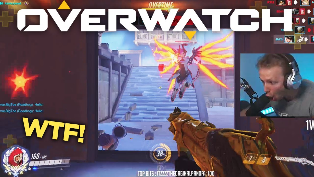 Overwatch MOST VIEWED Twitch Clips of The Week! #113