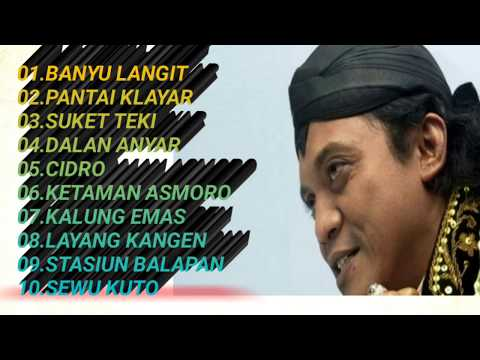 Didi Kempot Kroncong Dangdut Album Kasmaran