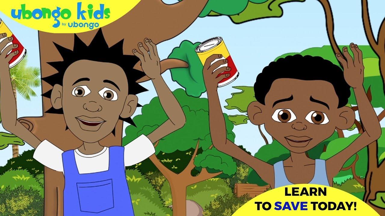 Savings Song | Learn Financial Literacy with Ubongo Kids | African Educational Cartoons