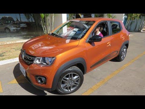 Renault Kwid 2018: teste-drive, preços, consumo e detalhes - www.car.blog.br