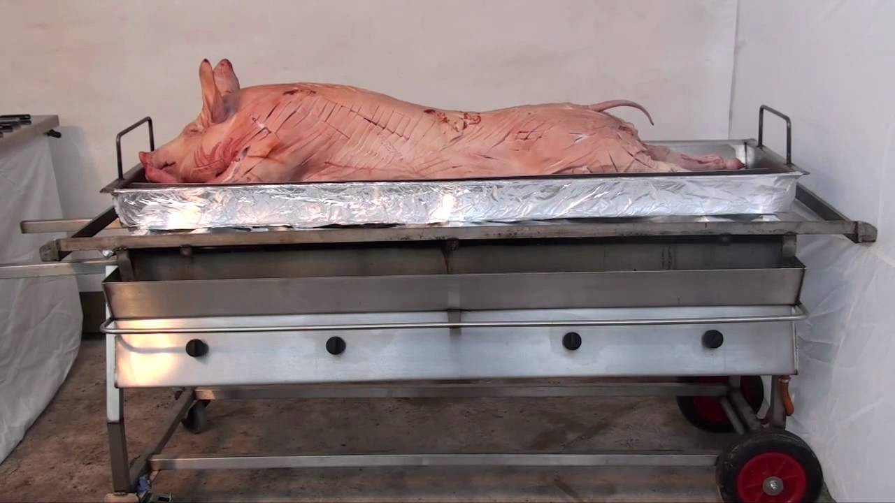 Nice The Embers Portable Hog Roaster Oven.mp4   YouTube