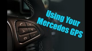 How to Use Mercedes Benz Hard Drive Navigation