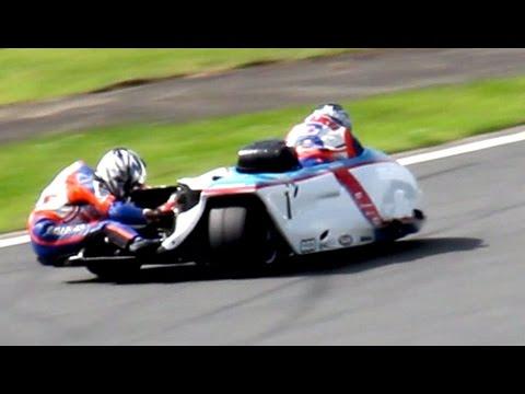 サイドカー レース