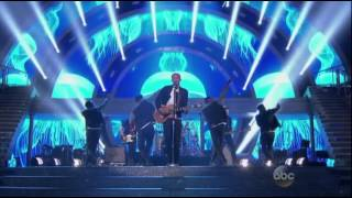 "DWTS S18 Week 11 - Cody Simpson performed ""Surfboard."" - Finale - Part 12/21"