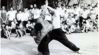 八极拳 和 几近失传的古代剑法! --  老录影片