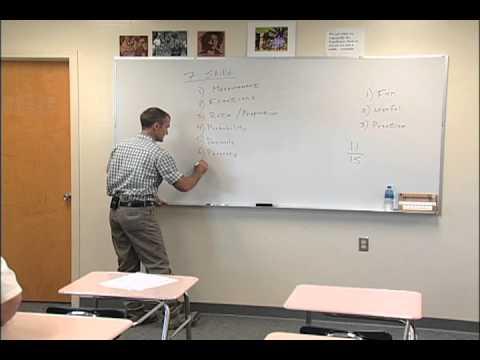 7 Essential Math Skills