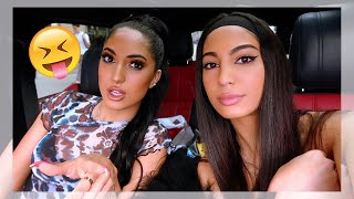 WE SURPRISED OUR SISTER SARAH (vlog) Amna Jude Sarah