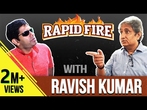 RAVISH KUMAR vs