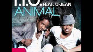 R.I.O. feat. U-Jean - Animal (Avicii sound)