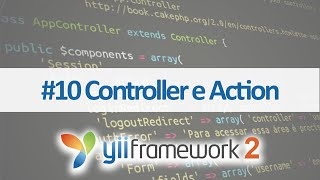 10 yii2 controllers e actions