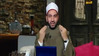 عبد الجليل يكشف عن طريقة النبي للتخلص من «الهم والحزن».. فيديو