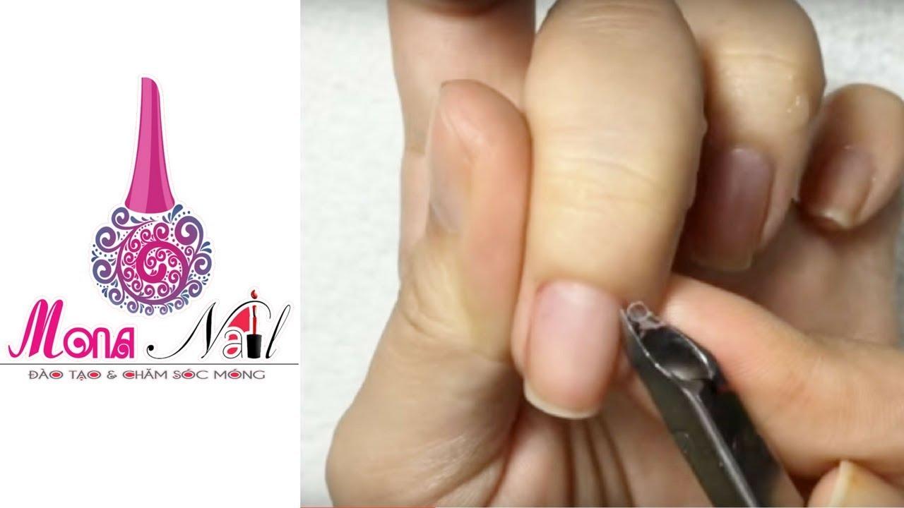 Học sơn móng tay đẹp – Hướng dẫn cắt da và cách sơn móng tay đơn giản cho người học làm Nail