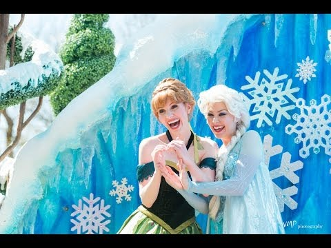 NEW Festival of Fantasy Parade - Walt Disney World (HQ Audio + 1080p HD)