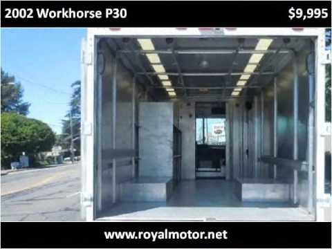 Workhorse P30