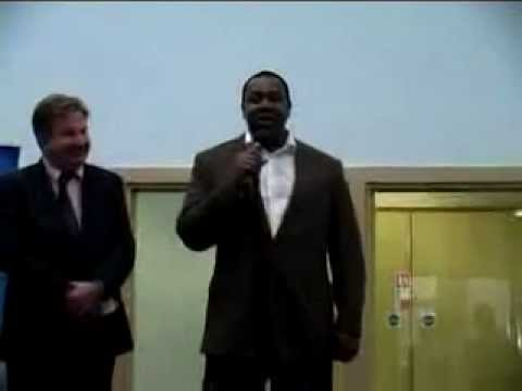 Lenny Henry gets asked for a threesome
