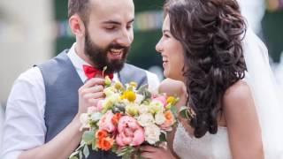 Свадьба Елизаветы и Александра!