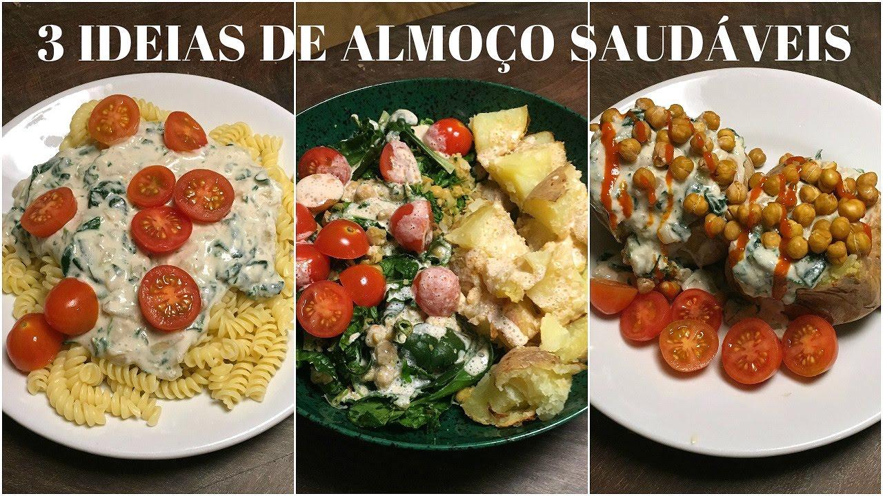 3 ideias de almo o com os mesmos ingredientes vegan for Mesas para negocio comidas rapidas