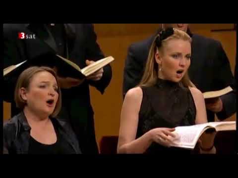 kölner philharmonie: J.S. Bach, Mathew Passion (Wir setzen uns mit Tranen nieder)
