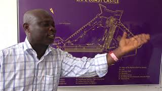 History of Cape Coast Holocaust Dungeons - Ghana May 2018 Tour