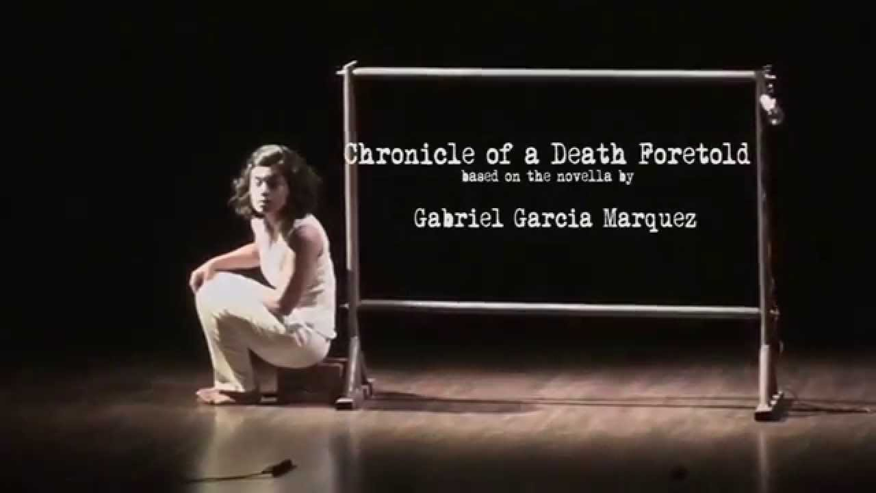 chronicle death foretold essay honor The chronicle of a death foretold english literature essay can we truly blame anyone for santiago nasar's death perhaps only the idea of honor killings.