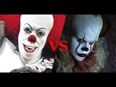 Film It Trailer 1990 VS 2017 Remake, qual'è il migliore ...