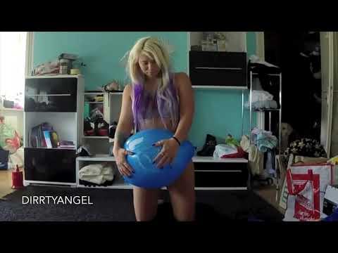 DirrtyAngel   Looner Edition   Underwear Non Pop Nail To Pop