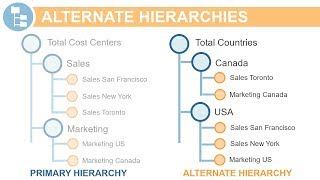 Creating Alternate Hierarchies video thumbnail