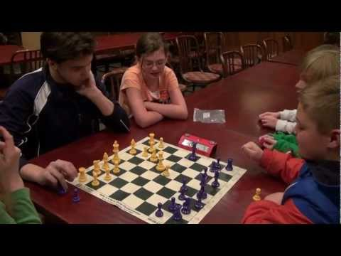 Vellotti's Chess School: World's Fastest Chess Game (HD)