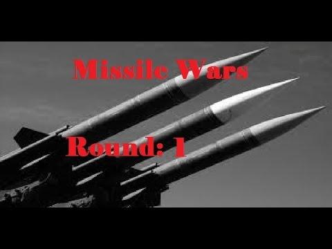 "Missile Wars Round 1 ""Pegasus of Victory"""