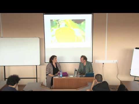 Richard Hutten at Free University of Tbilisi